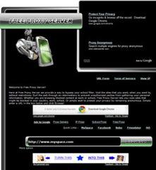 Proxy Site Example